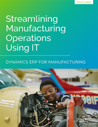 [Free Whitepaper] Streamlining Manufacturing Operations: ERP Migration to Cloud